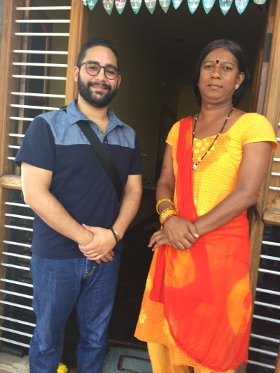 First meeting with the transgender GURU