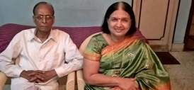 Dr. Vijaya Srinivas and Dr. Srinivas 2018