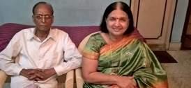 Dr. Vijaya Srinivas and Dr. Srinivas 2018